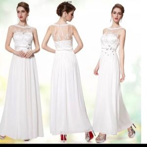 -NWT EverPretty Floor Length Formal Dress